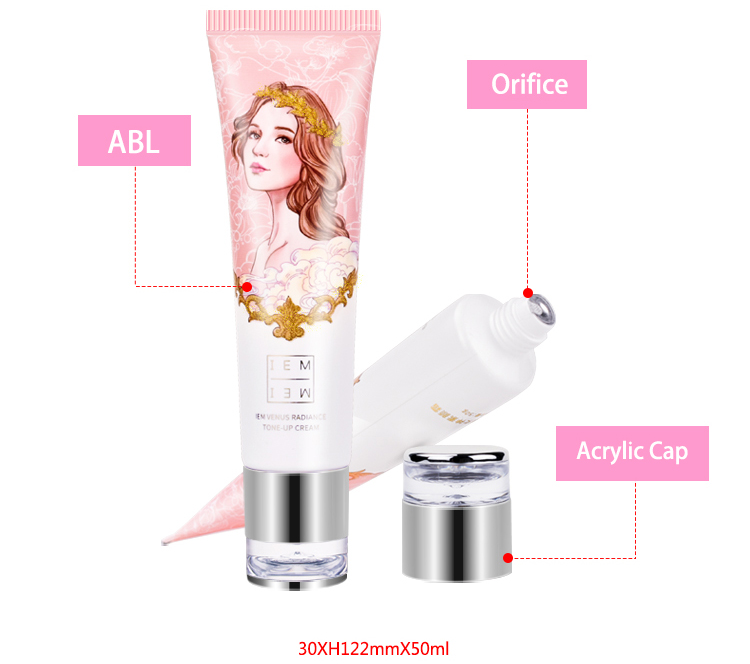 Cream Tube for Skincare