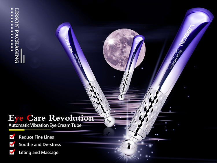 New Arrivals Eye Cream Tube Packaging
