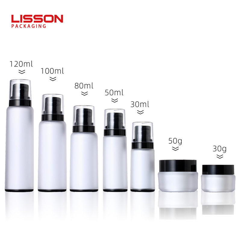 Empty Cosmetic Bottles