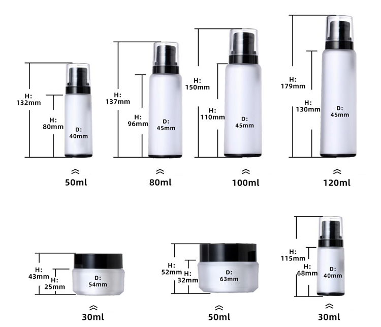 Cosmetic Bottle Wholesales